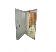Дверной блок металлический 3 класса защиты от взлома по РД МВД РФ